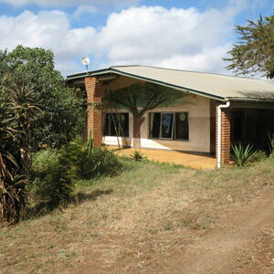Property of 16 acre with Two big family houses.