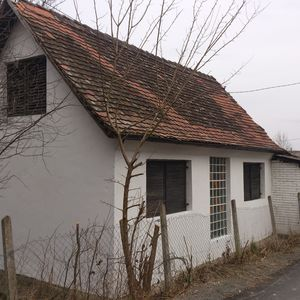 Cottage and Old Ruin in Zagreb County, Croatia