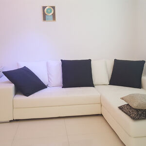 2 BED fully furnished apartment, 102 m2, 150 m to the sea, S