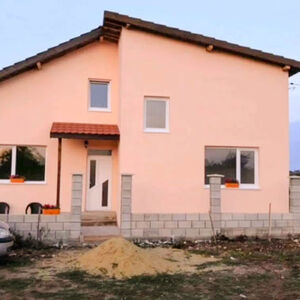 Sea view New built 4-bedrooms house, 800m to the Sea