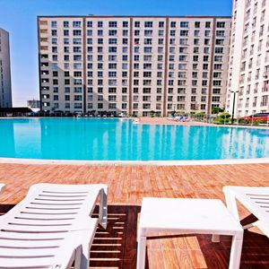 LUX TOWER WITH POOL IN GARDEN CITY(whatsapp 00905537071337)