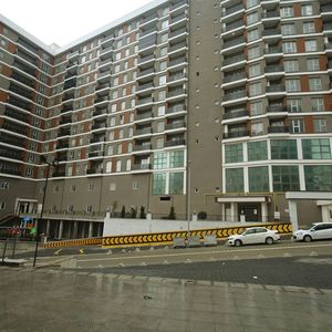 1+1 compound apartment for sale in Istanbul