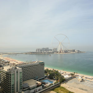 3 bedroom apartment in Al Fattan Marine Towers