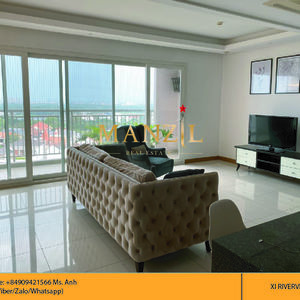 Luxury Apartment in Xi Riverview D2, 3BRs, Full Furniture