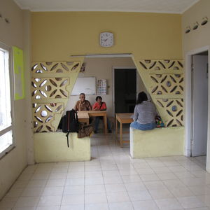 The Old House Bancarkembar in Purwokerto (Garden & Terrace)