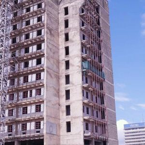13 STOREY COMMERCIAL BUILDING IN LUSAKA,ZAMBIA