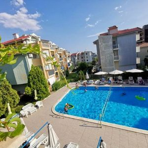Two bedroom in Saint Vlas, 200m from the beach