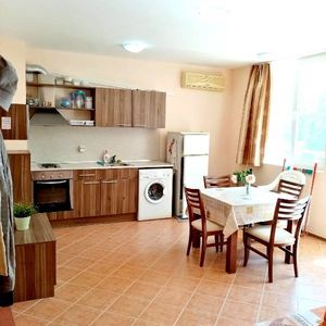 Two-bedroom furnished apartment in a quiet area of Sunny Bea
