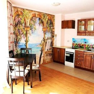 One bedroom apartment 100 meters from the beach Saint Vlas