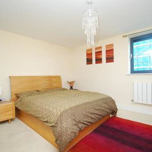One double bedroom flat in Manchester to let