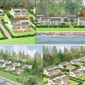 21750sqm Developing area on the bank of Balaton north shore