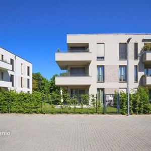 New duplex apartment with a private garden