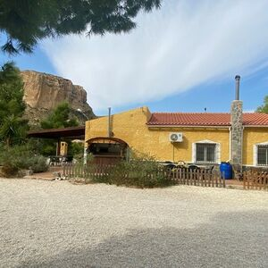Large country house with pool and land  - Crevillente
