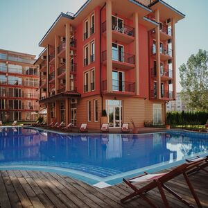 1-bedroom apartment in Sunny View Central, Sunny Beach
