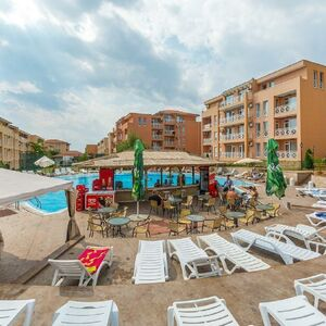 Furnished studio in Sunny Day 6, Sunny Beach