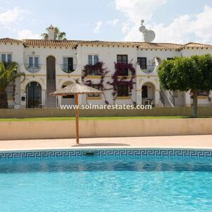 Costa Blanca Lovely 1 bed Furnished Apartment - Villamartin