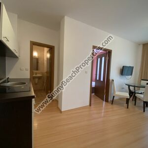 Park view 1-BR flat for sale Sunny day 3 Premium Sunny beach