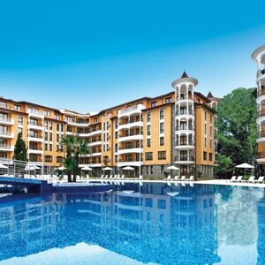 Furnished 1-Bed apartment in Royal Sun, Sunny Beach