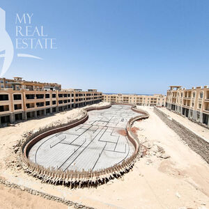 Studios in Bay View - Sahl Hasheesh on 7 years' payment plan