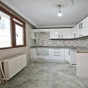 2+1 Apartment with Big Terrace For Sale In Istanbul